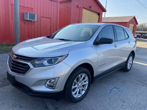2018 Chevrolet Equinox for sale at Pary's Auto Sales in Garland TX