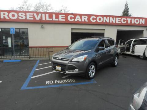 2013 Ford Escape for sale at ROSEVILLE CAR CONNECTION in Roseville CA