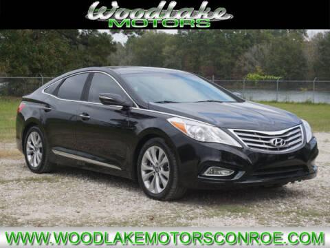 2012 Hyundai Azera for sale at WOODLAKE MOTORS in Conroe TX