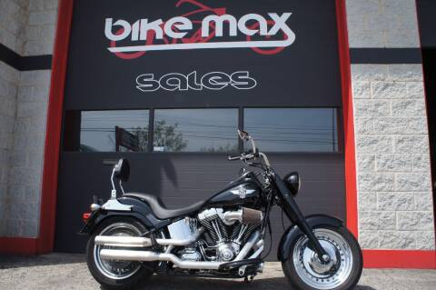 2011 Harley-Davidson Fat Boy Softail for sale at BIKEMAX, LLC in Palos Hills IL