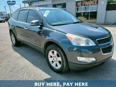 2012 Chevrolet Traverse for sale at Stanley Direct Auto in Mesquite TX