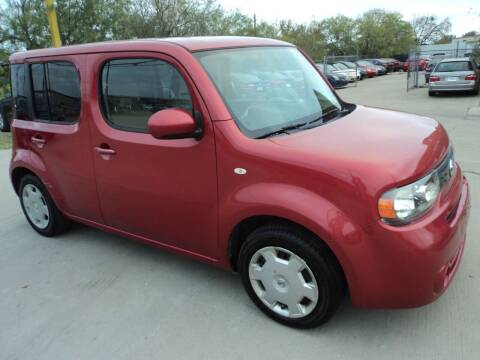 2011 Nissan cube for sale at SPORT CITY MOTORS in Dallas TX