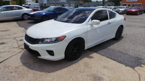2013 Honda Accord for sale at Unlimited Auto Sales in Upper Marlboro MD