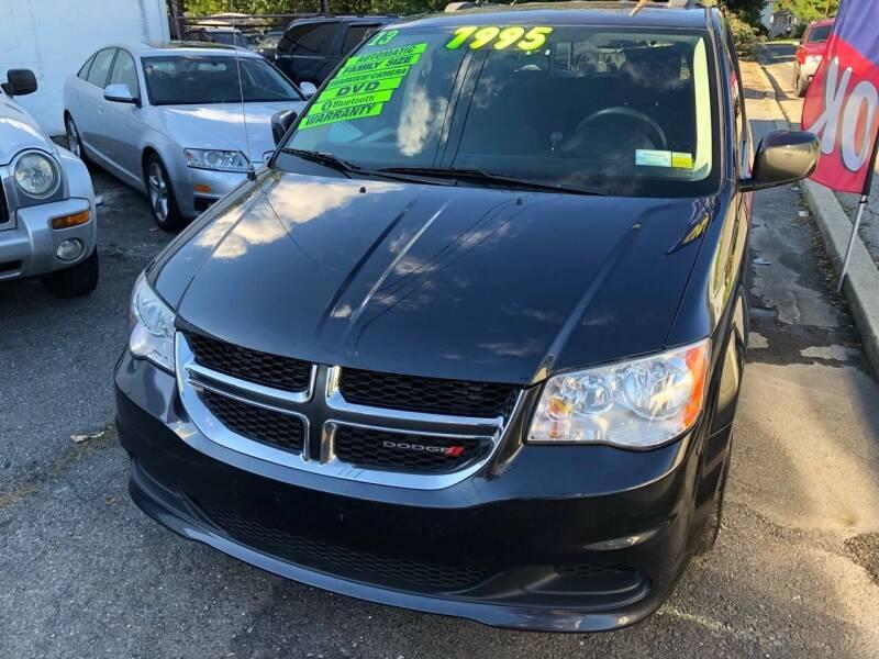 2013 Dodge Grand Caravan for sale at Washington Auto Repair in Washington NJ