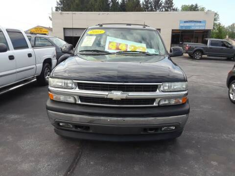 2005 Chevrolet Tahoe for sale at Dun Rite Car Sales in Downingtown PA