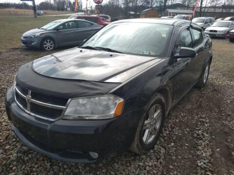 2008 Dodge Avenger for sale at Seneca Motors, Inc. (Seneca PA) in Seneca PA