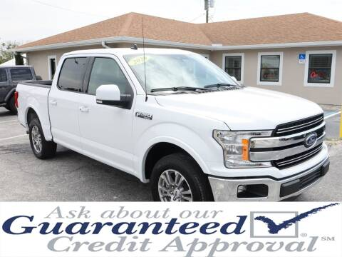 2020 Ford F-150 for sale at Universal Auto Sales in Plant City FL