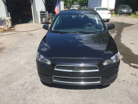 2014 Mitsubishi Lancer for sale at Mikes Auto Center INC. in Poughkeepsie NY