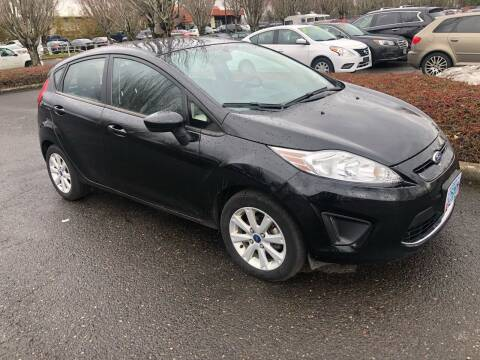 2012 Ford Fiesta for sale at Blue Line Auto Group in Portland OR