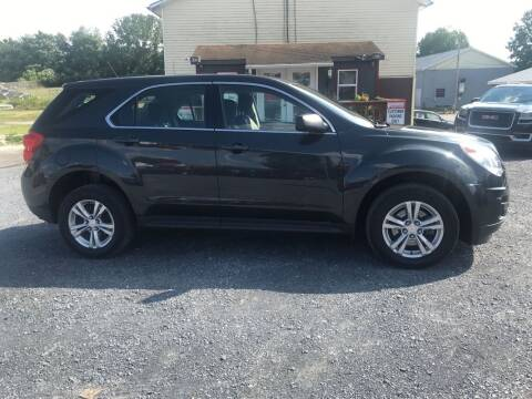 2013 Chevrolet Equinox for sale at PENWAY AUTOMOTIVE in Chambersburg PA