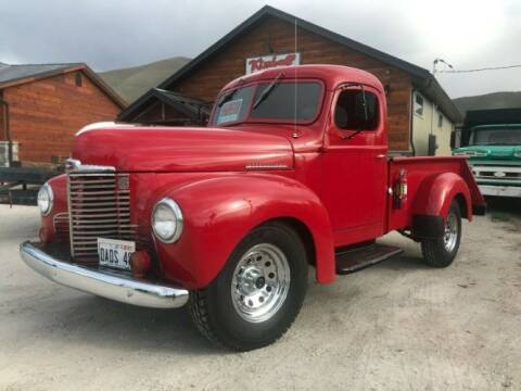 1948 International KB2 for sale at Classic Car Deals in Cadillac MI