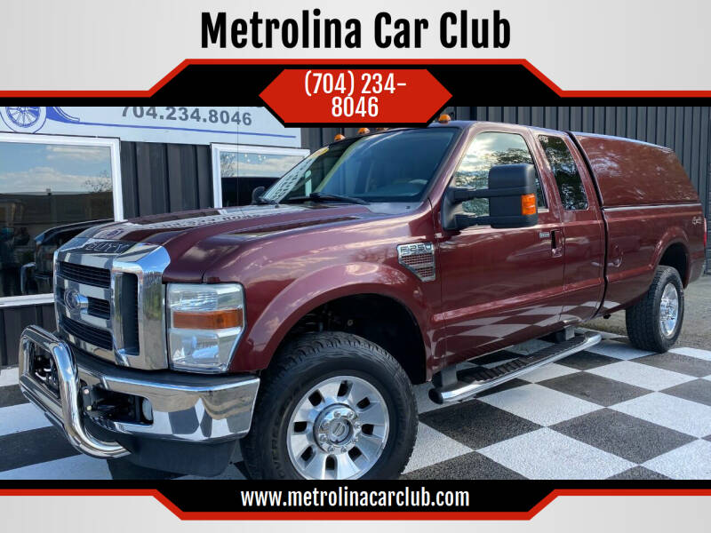 2010 Ford F-250 Super Duty for sale at Metrolina Car Club in Matthews NC