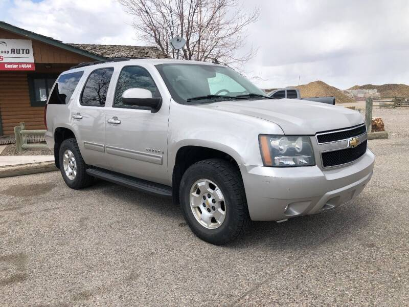 2009 Chevrolet Tahoe for sale at 5 Star Truck and Auto in Idaho Falls ID