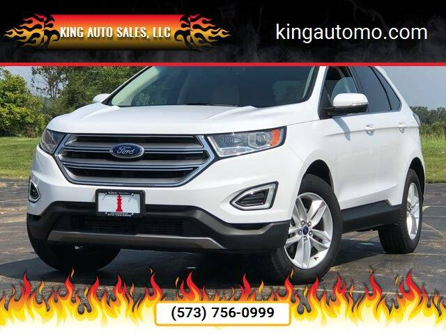 2016 Ford Edge for sale at KING AUTO SALES, LLC in Farmington MO