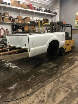 2016 Ford Superduty for sale at Motorsota - Truck Bed/Boxes in Becker MN