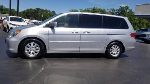 2010 Honda Odyssey for sale at Whitmore Chevrolet in West Point VA