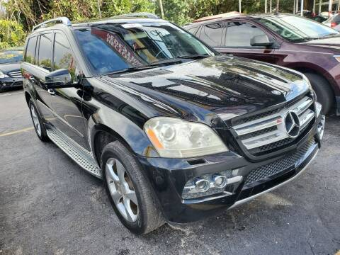 2011 Mercedes-Benz GL-Class for sale at America Auto Wholesale Inc in Miami FL