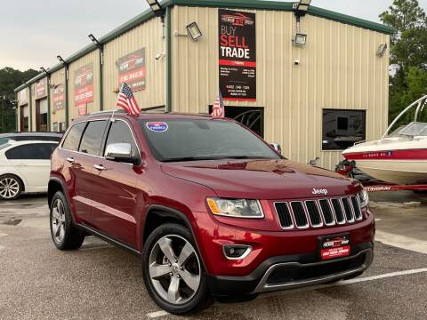 2014 Jeep Grand Cherokee for sale at Premium Auto Group in Humble TX
