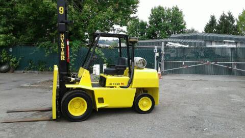 HYSTER H90XLS for sale at Car Guys in Kent WA