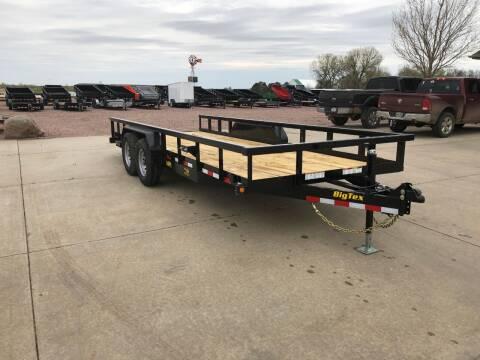 2020 Big Tex 14PI-20 for sale at Prairie Wind Trailers, LLC in Harrisburg SD