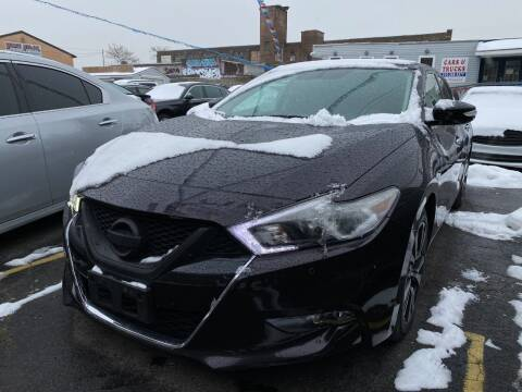 2016 Nissan Maxima for sale at The PA Kar Store Inc in Philladelphia PA
