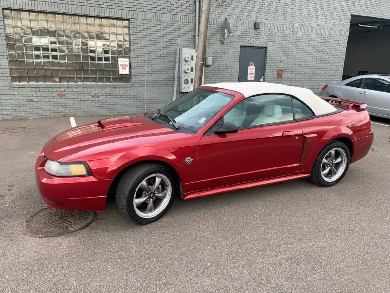 2004 Ford Mustang for sale at The Car Buying Center in St Louis Park MN