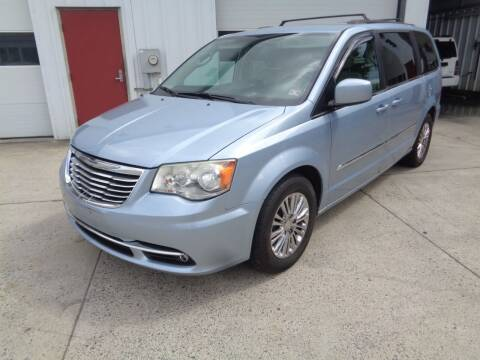 2012 Chrysler Town and Country for sale at Lewin Yount Auto Sales in Winchester VA