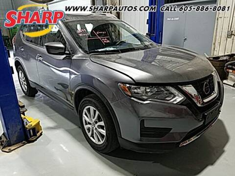 2017 Nissan Rogue for sale at Sharp Automotive in Watertown SD