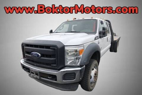 2014 Ford F-550 Super Duty for sale at Boktor Motors in North Hollywood CA