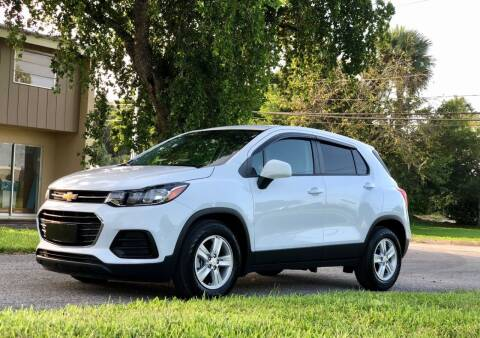 2019 Chevrolet Trax for sale at Sunshine Auto Sales in Oakland Park FL