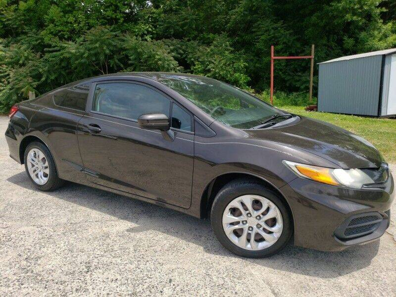 2014 Honda Civic for sale at McAdenville Motors in Gastonia NC