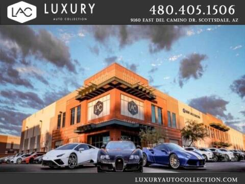 2015 McLaren 650S Spider for sale at Luxury Auto Collection in Scottsdale AZ
