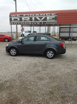 2013 Chevrolet Sonic for sale at Drive in Leachville AR