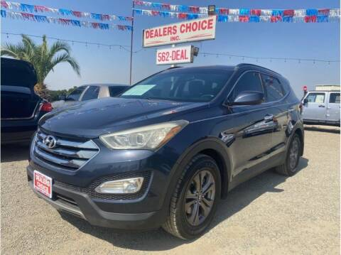 2013 Hyundai Santa Fe Sport for sale at Dealers Choice Inc in Farmersville CA