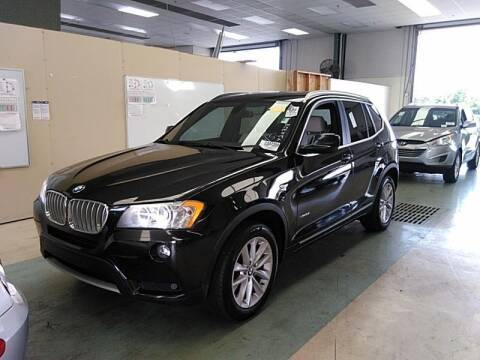 2012 BMW X3 for sale at Gulf Financial Solutions Inc DBA GFS Autos in Panama City Beach FL