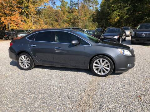 2013 Buick Verano for sale at Renaissance Auto Network in Warrensville Heights OH