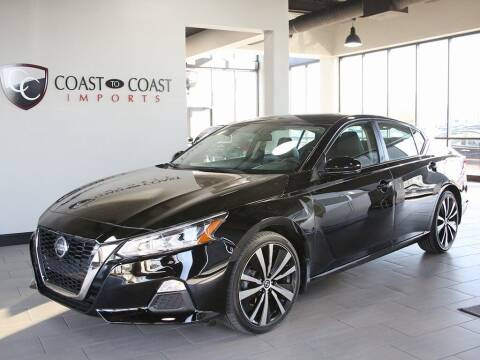 2019 Nissan Altima for sale at Coast to Coast Imports in Fishers IN