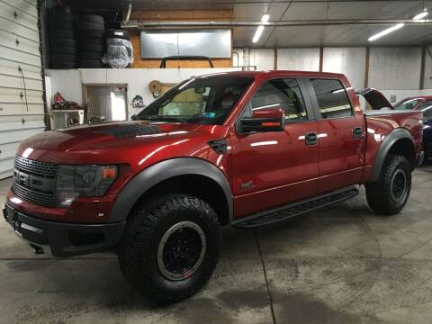 2014 Ford F-150 for sale at T James Motorsports in Gibsonia PA