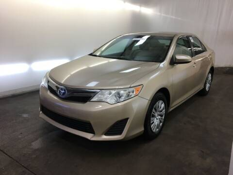 2012 Toyota Camry for sale at Doug Dawson Motor Sales in Mount Sterling KY