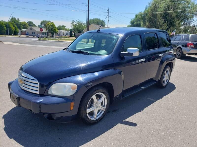 2007 Chevrolet HHR for sale at Progressive Auto Sales in Twin Falls ID