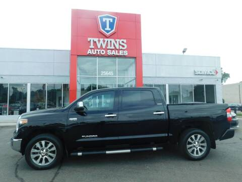 2015 Toyota Tundra for sale at Twins Auto Sales Inc Redford 1 in Redford MI