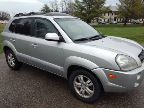 2007 Hyundai Tucson for sale at CarZip in Indianapolis IN