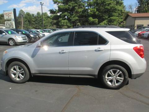 2010 Chevrolet Equinox for sale at Home Street Auto Sales in Mishawaka IN