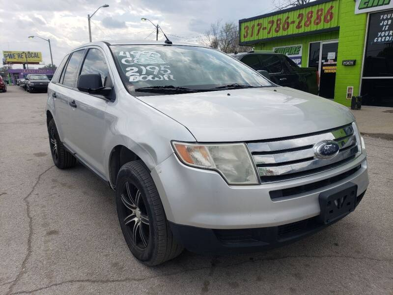 2010 Ford Edge for sale at Empire Auto Group in Indianapolis IN