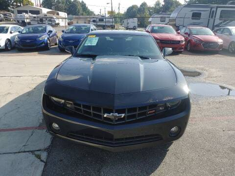 2012 Chevrolet Camaro for sale at Adonai Auto Broker in Marietta GA