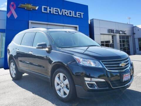 2017 Chevrolet Traverse for sale at Bellavia Motors Chevrolet Buick in East Rutherford NJ