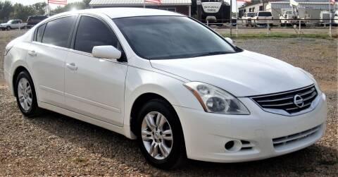 2012 Nissan Altima for sale at Advantage Auto Sales in Wichita Falls TX