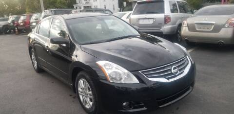 2012 Nissan Altima for sale at Roy's Auto Sales in Harrisburg PA