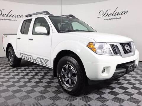 2021 Nissan Frontier for sale at DeluxeNJ.com in Linden NJ