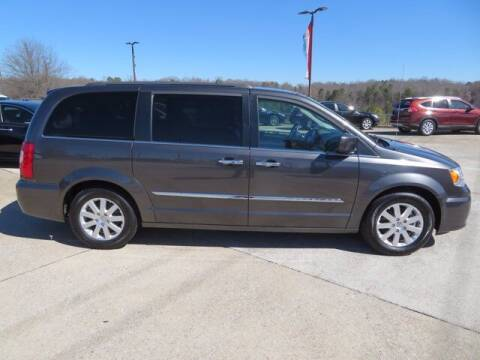 2016 Chrysler Town and Country for sale at DICK BROOKS PRE-OWNED in Lyman SC